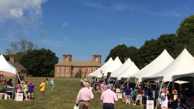 Stratford Hall Wine & Oyster Festival 2016