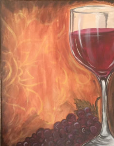 Paint n Sip at Ingleside