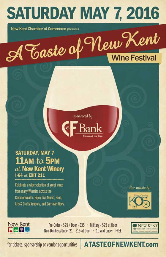 Taste of New Kent Wine Fest 2017