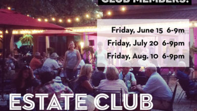 Estate Club After Hours (August 2018)