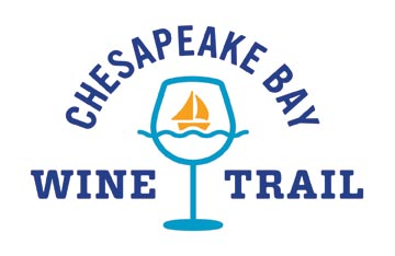 Chesapeake Bay Wine Trail logo