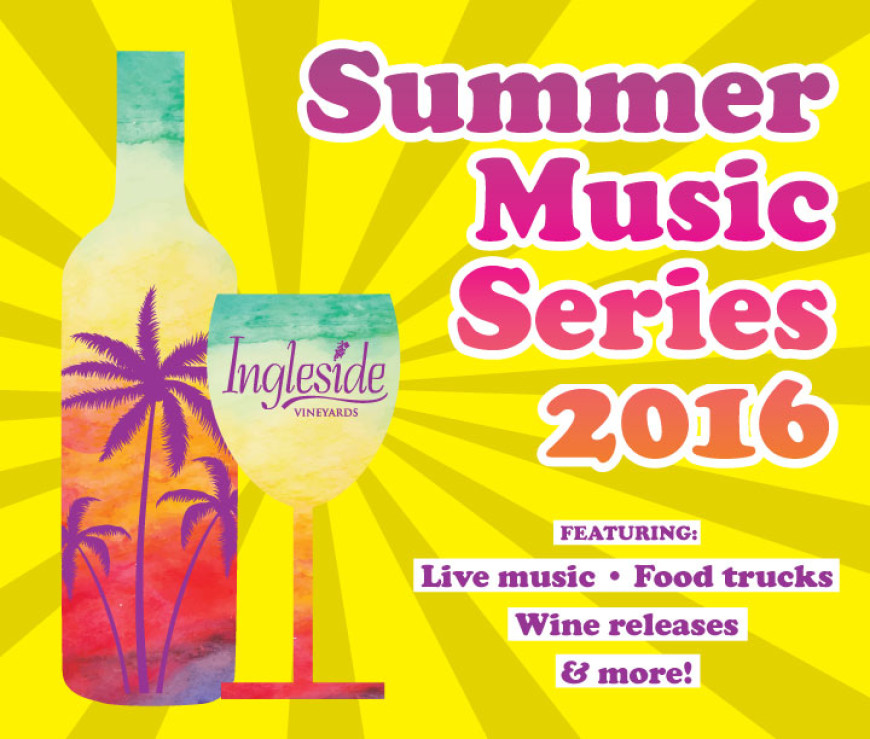 Summer Music Series 2016