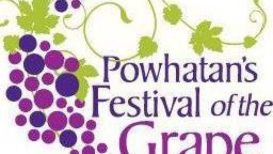 Powhatan's Festival of the Grape 2016