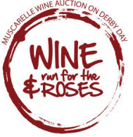 Wine & Run for the Roses logo