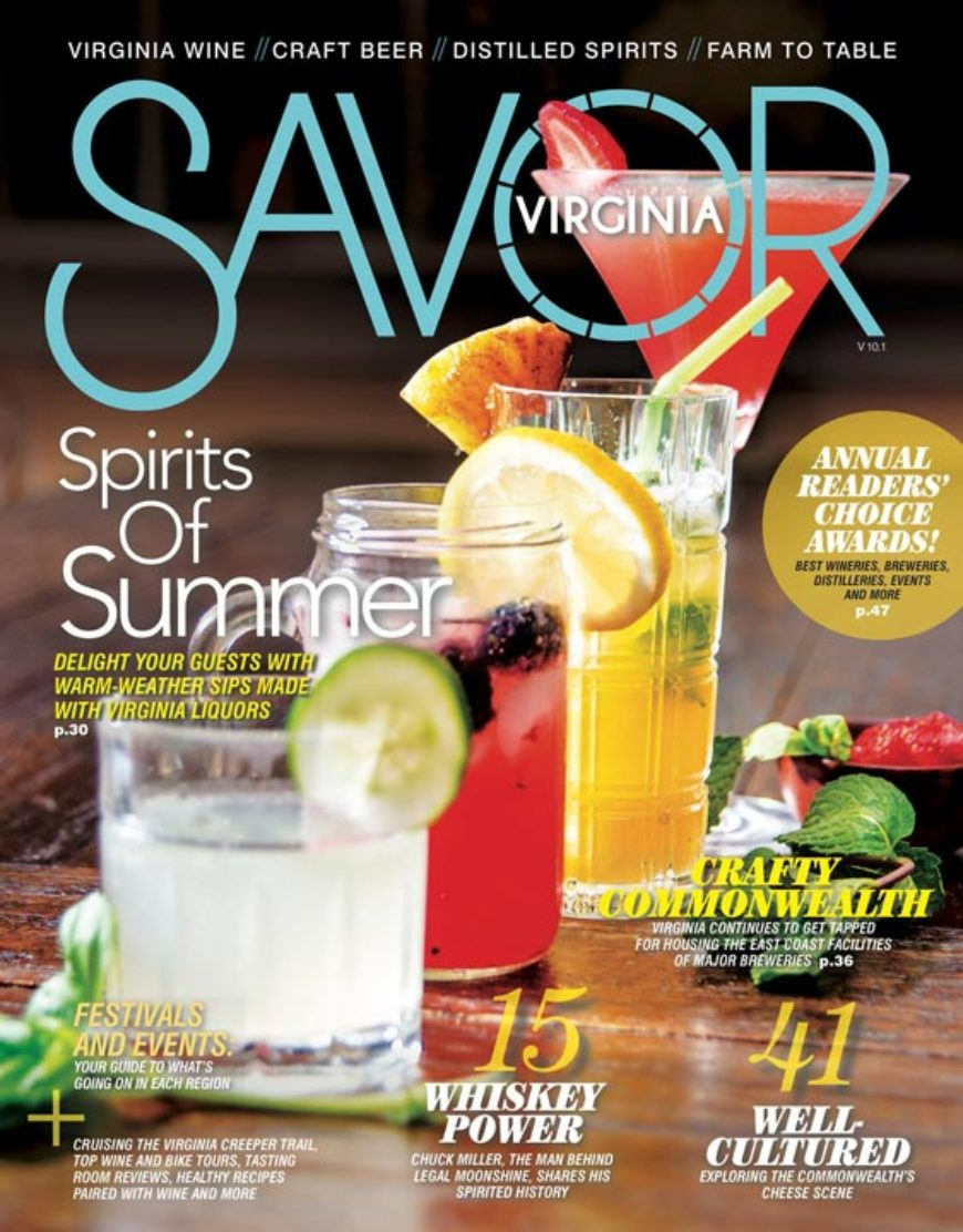 Savor Virginia Readers Choice Awards 2017