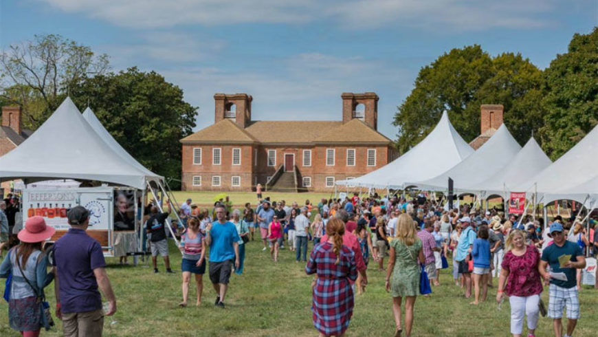 Stratford Hall Wine & Oyster Festival 2019