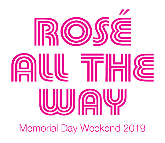 Rose All the Way 2019 - logo