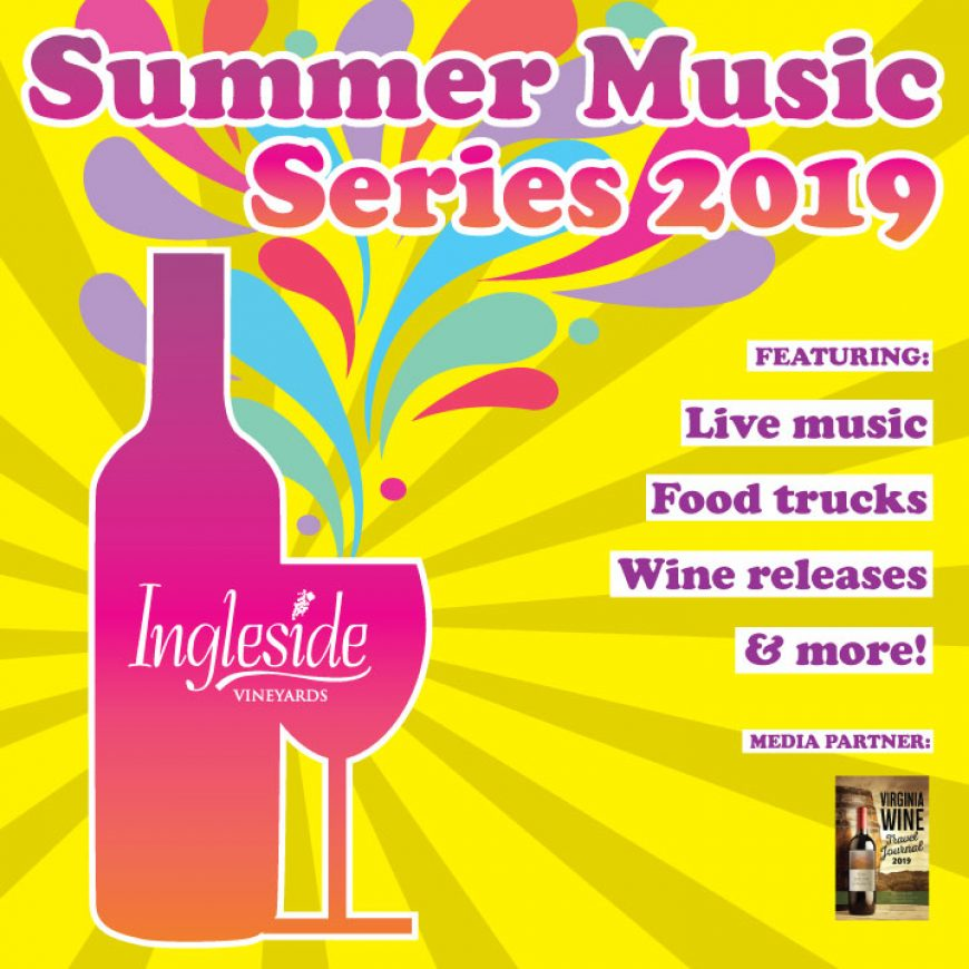 Summer Music Series 2019