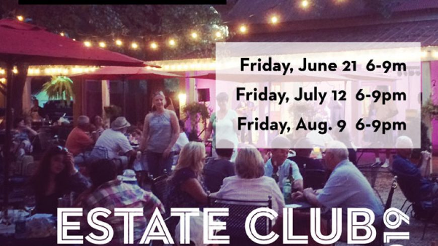 Estate Club After Hours – August 2019