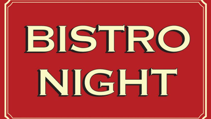 Estate Club Bistro Night