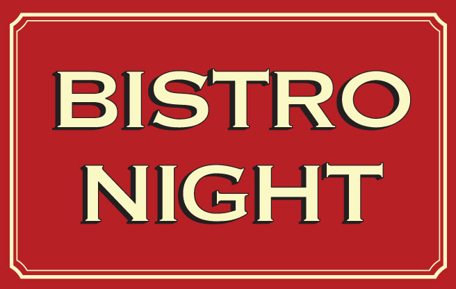 Bistro Night at Ingleside logo