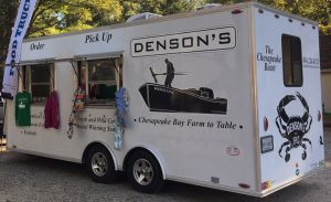 Denson's Food Truck at Ingleside