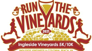 Run the Vineyards 5k and 10k
